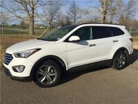 2013 Hyundai Santa Fe XL  LUXURY SUV