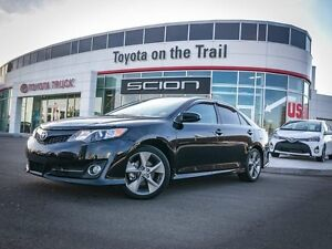 2012 Toyota Camry SE, V6, Navigation, Leather Bolsters, Sunroof,