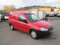 2008 Vauxhall Combo 1.3CDTi 16v 1700 *** NO VAT ***