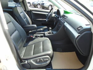 2006 Audi A4 S-LINE-QUATTRO-AWD-LEATHER-SUNROOF-6 SPEED Edmonton Edmonton Area image 3