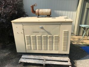 SOLD on condition -  Generator - GENERAC - 20kw -