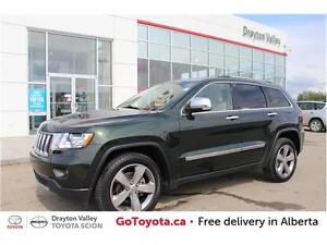 2011 Jeep Grand Cherokee 4X4 - LEATHER PACKAGE