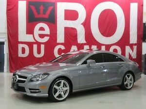 Mercedes-Benz Classe-CLS CLS550 4MATIC SPORT LED 2012