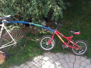Rallonge pour vélo d'enfant Trail Gator (Style Girafe)