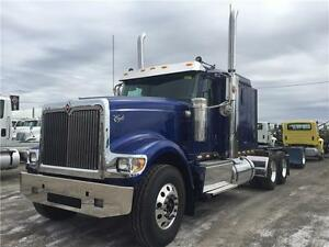 2017 Int'l 9900i HWY Tractor