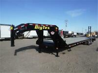 30+5 ft GOOSENECK TRAILER *BEST VALUE ON THE MARKET* 23,900 GVWR