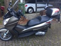 Honda FES 125A . Great Commuter Bike...only 3150 miles.
