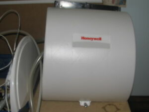 HONEYWELL FURNACE HUMIDIFIER