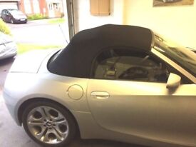 BMW Z4 Roof / Hood Motor Repair & relocation