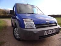 Ford Transit Connect 1.8TDCi L Low Roof Van T220