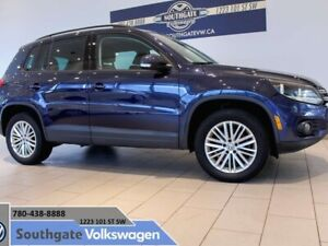 2015 Volkswagen Tiguan CERTIFIED PRE-OWNED | SPECIAL EDITION | S