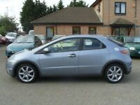 Used Honda Civic. Pet Free, Smoke Free and Recnet MOT