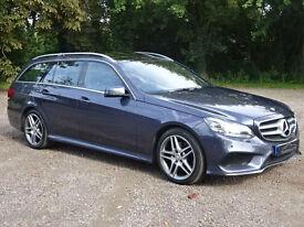 Mercedes-Benz E300 Hybrid 7G-Tronic AMG Sport Plus 2014 / VAT Q / Pan Roof