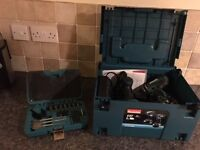 Brand New Makita Drill and Impact Driver 4 AH 18 Volt New Never Used Boxed for sale 2 Batteries!!