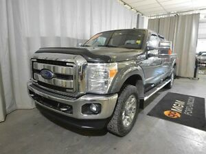 2015 Ford F-250 Lariat 4x4 SD Crew Cab 6.75 ft. box 156 in. WB