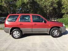 2001 MAZDA TRIBUTE, AUTO, FULLY SERVICED REGO + RWC !! Woolloongabba Brisbane South West Preview