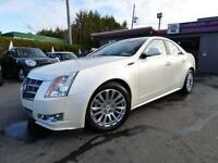 2011 CADILLAC CTS AWD V6 PERFORMANCE (CUIR, TOIT, MAGS, FULL!!)