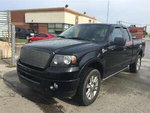 2006 FORD F-150 - HARLEY DAVIDSON - EXTENDED - 4x4