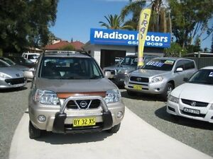 2003 Nissan X-Trail T30 TI-L (Sunroof) (4x4) Gold 4 Speed Automatic Wagon Tuncurry Great Lakes Area Preview