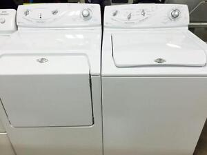 MAYTAG CENTENNIAL Top Load Washer & Dryer FULL 1 YEAR IN HOME PREMIUM WARRANTY!!!
