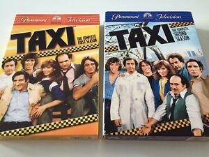 Taxi TV Series Seasons 1 and 2 MINT condition