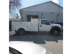 Ford F550 work truck