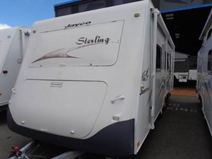 JAYCO 21FT STERLING 2006 #4087 Bellevue Swan Area Preview