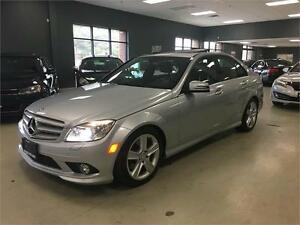 2010 Mercedes-Benz C-Class C 300**ONLY 77KM WOW VERY CLEAN ONE!