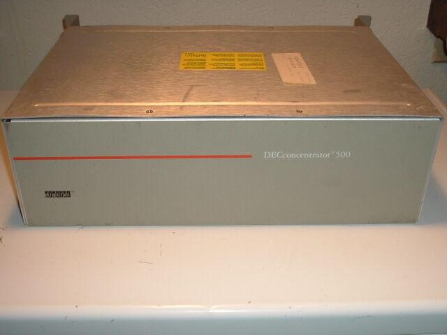 DEC DEFCN-AC DECconcentrator 500 rev A01