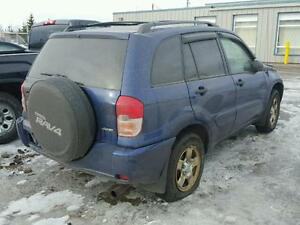 parting out 2003 rav 4