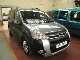 60 CITROEN BERLINGO WHEELCHAIR ADAPTED 50 + ADAPTED VEHICLES IN STOCK