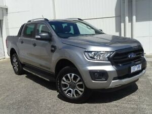 2019 Ford Ranger PX MkIII 2019.75MY Wildtrak Pick-up Double Cab 6 Speed Sports Automatic Utility