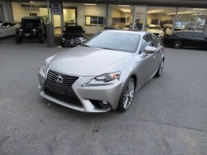 2016 Lexus IS 300 ALL-WHEEL-DRIVE