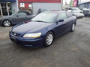 2002 Honda Accord Cpe SE