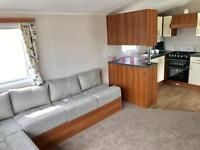 Static Caravan Clacton-on-Sea Essex 3 Bedrooms 8 Berth Willerby Caledonia 2017