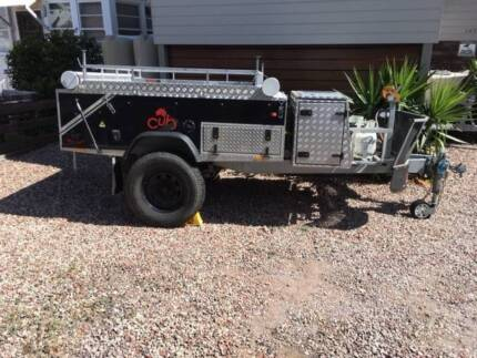 2013 Cub - Brumby Off Road Camper Trailer - many extras.