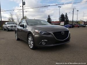 2014 Mazda Mazda3 Sport GT-ONE OWNER-ACCIDENT FREE-LOW MONTHLY P