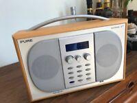 Pure Evoke-2 Digital DAB/FM Radio