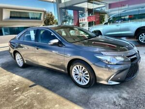 2016 Toyota Camry ASV50R Atara SL Grey 6 Speed Sports Automatic Sedan