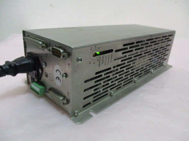 Leybold CT 200 ECE Turbo Pump Controller 416323