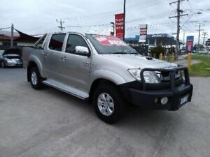 2010 Toyota Hilux KUN26R 09 Upgrade SR5 (4x4) 5 Speed Manual Dual Cab Pick-up Deer Park Brimbank Area Preview