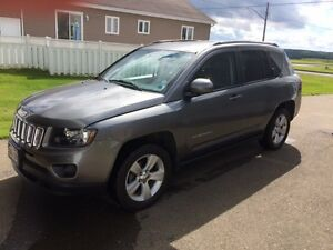 2014 Jeep compass North edition suv crossover 4x4