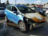 BREAKING FOR PARTS FORD KUGA 2010 2.0 TDCI 136 BHP IN VISION BLUE
