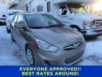 2012 Hyundai Accent Barrie Ontario Preview