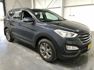 2015 Hyundai Santa Fe DM MY15 Active (4x4) Ocean View 6 Speed Automatic Wagon Beresfield Newcastle Area Preview