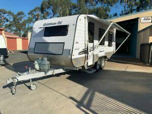 2011 Goldstream CUTAWAY 19 Offroad Caravan Eden Bega Valley Preview