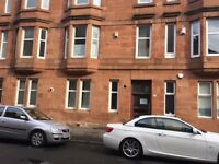 Traditional 1 Bedroom Ground Floor Flat located in Bowman Street Govanhill - Available Now