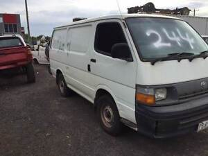 WRECKING - 98 Toyota Hiace Van RZH103R 2RZ Carby Manual Werribee Wyndham Area Preview