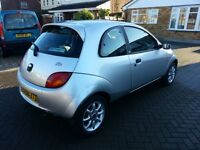 Ford Ka Zetec Climate, Only 9,144 Miles, Yes 9k, FSH,One Lady Owner, Lovely Condition Fiesta