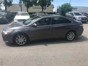 2015 Toyota Camry LE W/ BACK UP CAM